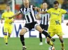 Comincia male il campionato dell'Udinese, battuto 2-1 dal Chievo