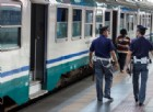 Controlli alla stazione di Torino Porta Nuova