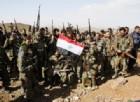 Siria, forze filo-governative accerchiano l'ISIS nelle regioni desertiche centrali