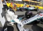 """Hamilton eguaglia Schumacher e si commuove: """"Incredibile"""""""