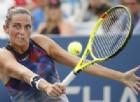 Us Open eliminata Roberta Vinci: «Il tennis non è più una priorità»