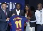 Dembélé al Barcellona: «Sono costato tanto, ma non sento la pressione»