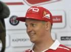 Raikkonen: «Vinciamo a Monza per i nostri tifosi»