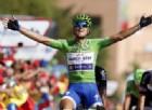 Trentin cala il tris, Vuelta sempre più italiana