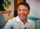 Renzi, la contestatrice e il salvabanche: «Avete rubato lo dice a sua sorella»