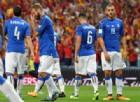 Spagna-Italia 3-0: Isco e Morata affondano gli Azzurri