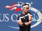 US Open, Fognini espulso per condotta antisportiva