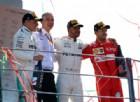 I tifosi lo fischiano, Hamilton li punge: «Visto? La Mercedes è più forte»