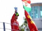 Vettel perde, ma col sorriso: «La Ferrari tornerà davanti»