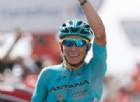 Vuelta, bis di Lopez. Froome recupera 6 secondi su Nibali