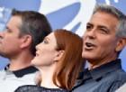 Clooney: «Sono ottimista ma in America c'è rabbia»