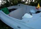 Sbalzati dalla barca, lo scafo prosegue la sua corsa: due feriti