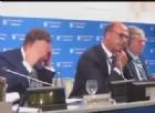 Alfano: «Le sanzioni economiche non hanno minato i rapporti economici fra Italia e Russia»