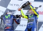 Vinales e la Yamaha: «Valentino Rossi, ci mancherai». Ma lui: «Torno presto»
