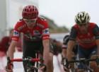Vuelta, impresa Denifl. Nibali recupera 42 secondi a Froome