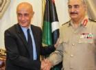 Libia, Minniti vola dal «nemico» di Serraj Haftar: al via riposizionamento dell'Italia nella crisi