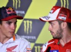 Dovizioso, Marquez e Vinales in coro: «Senza Valentino Rossi il Mondiale non cambia»