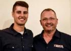 Due moto per Tasca Racing nel 2018: scelti Corsi e Fuligni