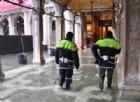 Allarme maltempo: temporali e acquazzoni intensi con acqua alta per tutto il weekend