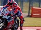 Valentino Rossi non c'è, l'Italia sì: Petrucci comanda la carica Ducati
