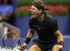 Nadal «scioglie» Del Potro e giocherà la finale dell'US Open