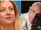 Papa sui migranti: «I governi siano prudenti». Meloni: «Anche il Papa è populista ora?»