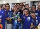 Bomba Yamaha: «Il rinnovo di Valentino Rossi? Ecco quando decideremo»
