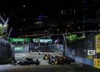 Hamilton miracolato, vince pure se la Mercedes non va: «Che fortuna!»
