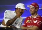 «Non è finita: ecco i GP che favoriranno la Ferrari». Parola di Hamilton