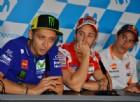 Valentino Rossi «il pazzo» è tornato: così lo accolgono i rivali