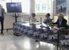 Sergio Bolzonello (Vicepresidente Regione FVG e assessore Attività produttive, Turismo e Cooperazione) alla conferenza stampa di presentazione delle Giornate del Cinema Muto