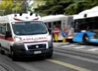Ventunenne trasportato al Pronto Soccorso dell'Ospedale San Giovanni Bosco