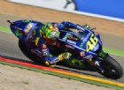 Eroico Valentino Rossi: è in prima fila! Pole a Vinales