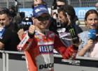 Lorenzo esalta la Ducati con la prima fila, Dovizioso delude