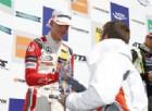Mick Schumacher sul podio dei debuttanti anche in Austria