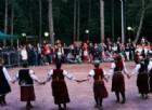 Un momento della prima giornata di festival