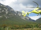 Cacciatore fa un volo di 30 metri lungo un canalone: soccorso dal Cnsas
