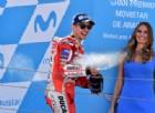 Lorenzo, finalmente la Ducati è tua. Dovizioso crolla