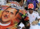 Hamilton diventerà più grande di Michael Schumacher? «Chissà»