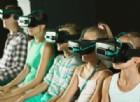 A Milano la prima sala 'cinema' per la realtà virtuale: è l'era degli spazi multi-persona?