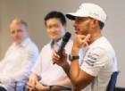 Hamilton provoca Vettel: «Sfrutterò i suoi punti deboli»