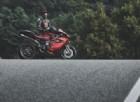 La moto (italiana) firmata Lewis Hamilton: Mv Agusta F4 Lh44