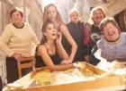 Le figlie di Stallone tra le vie di Bari Vecchia per Dolce & Gabbana