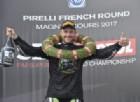 Jonathan Rea è campione per la terza volta consecutiva