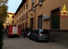 Firenze, principio d'incendio nella facoltà di ingegneria