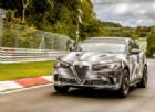 Alfa Romeo Stelvio Quadrifoglio è il Suv più veloce del mondo