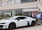 Consegnata la prima Italdesign Zerouno, supercar in serie limitata