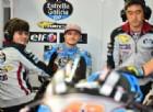 Non solo Valentino Rossi: un altro pilota ko per la gamba rotta
