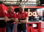 Un commovente addio alla Ducati: lascia lo storico boss