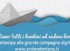 Telethon e le malattie rare dei bambini, parte Andare Lontano: la prima campagna di crowdfounding